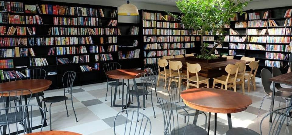 Quán cafe sách là ý tưởng thú vị được nhiều khách hàng yêu thích