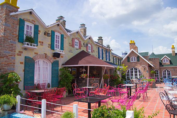 Quán cafe sân vườn City House