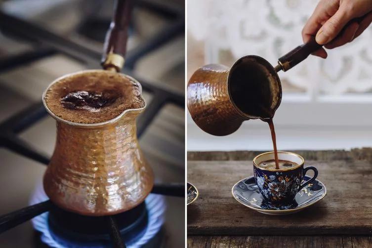 Cà phê Thổ Nhĩ Kỳ