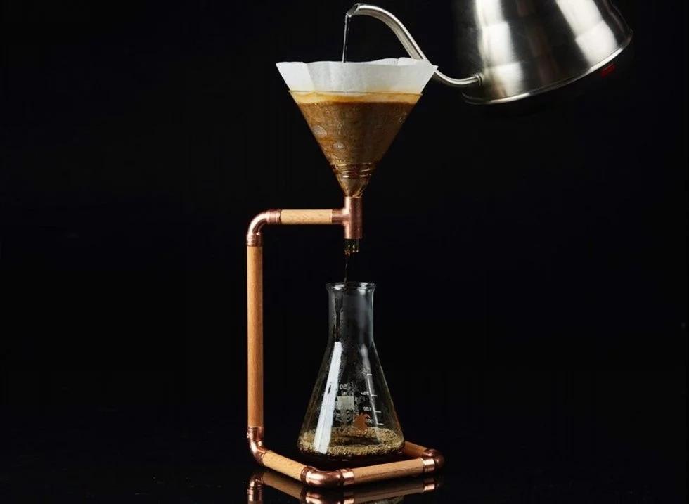 Drip coffee – pha cafe Nhật Bản