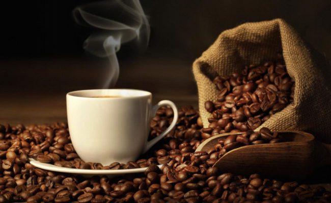 Cafe rang xay nguyên chất tại Retro Coffee
