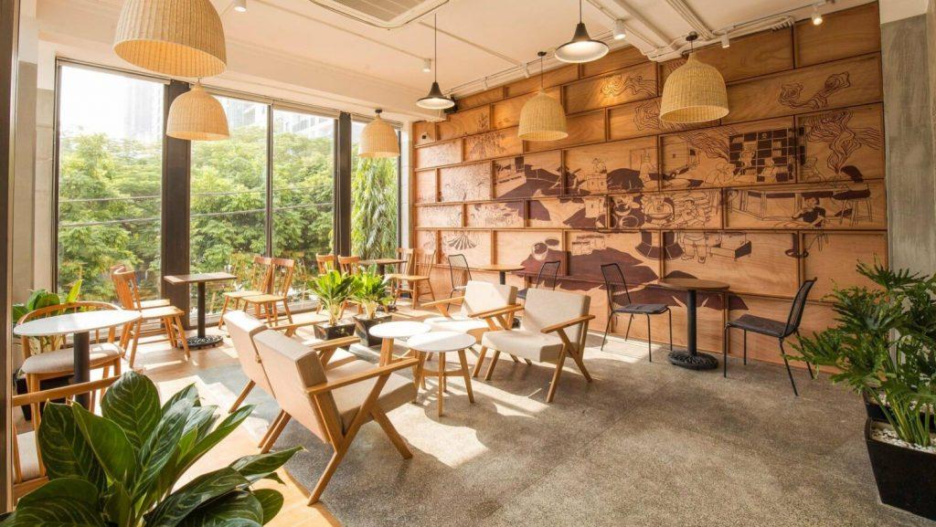 Hình ảnh Quán cafe The Coffee House
