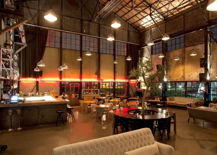 Hình ảnh Phong cách trang trí quán cafe tân cổ điển