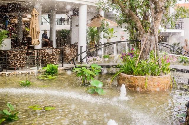 Top 10 quán cafe sân vườn đẹp The Green