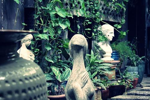 Top 10 quán cafe sân vườn đẹp Trầm Cafe